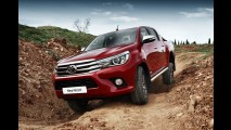 Nova Toyota Hilux estreia no Brasil na primeira semana de novembro