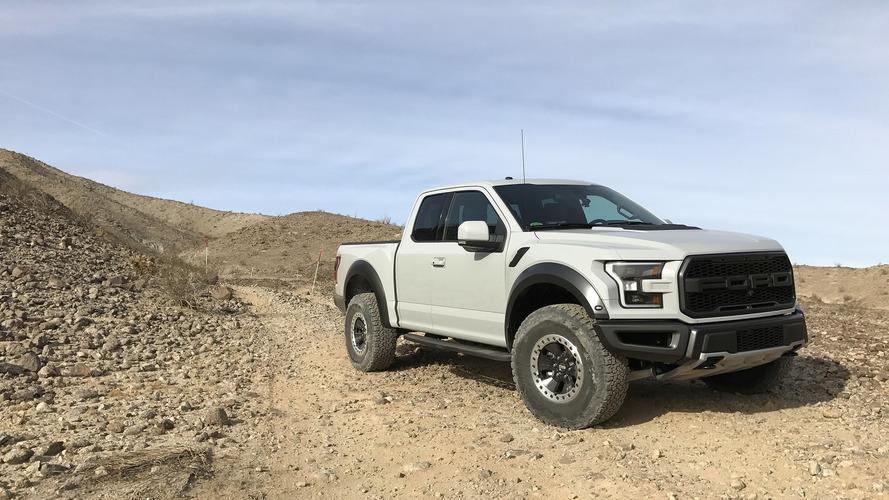 Ford F-150 Raptor hem 4x4, hem de AWD olacak