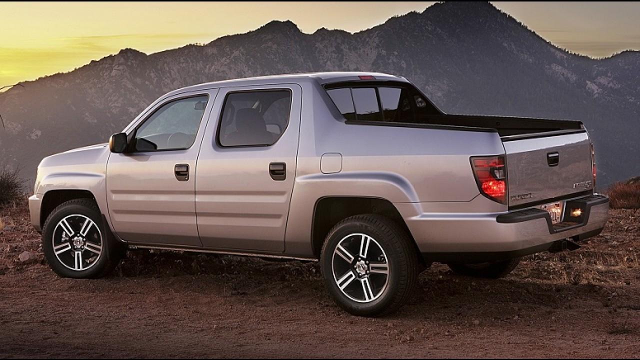Inspiração para Oroch e Toro, Honda Ridgeline terá nova geração no SEMA