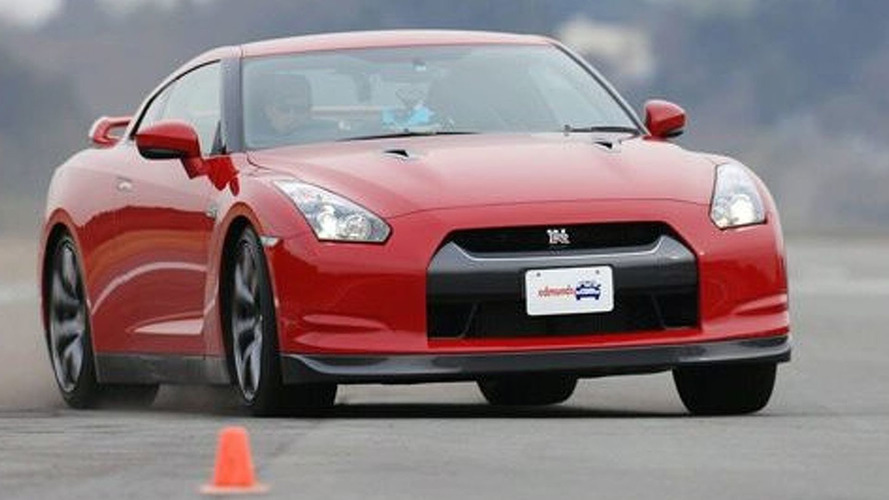 Inside Line Tests Nissan GTR: 0-60mph in 3.3 sec!