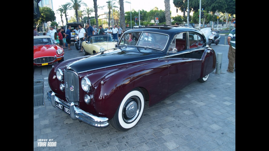 Jaguar Mark VII