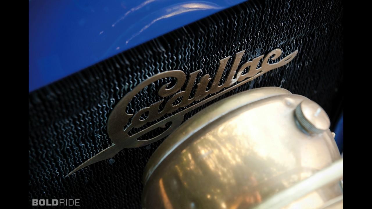 Cadillac Model F Four-Passenger Touring