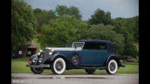 Lincoln KB Custom Dietrich Convertible Sedan