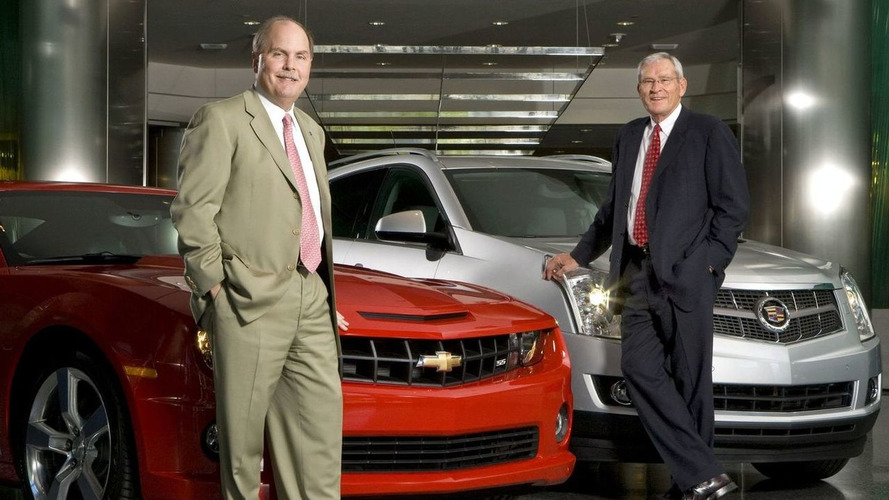 GM CEO Henderson ousted, Whitacre interim replacement
