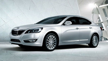 Kia Cadenza first images - 1300