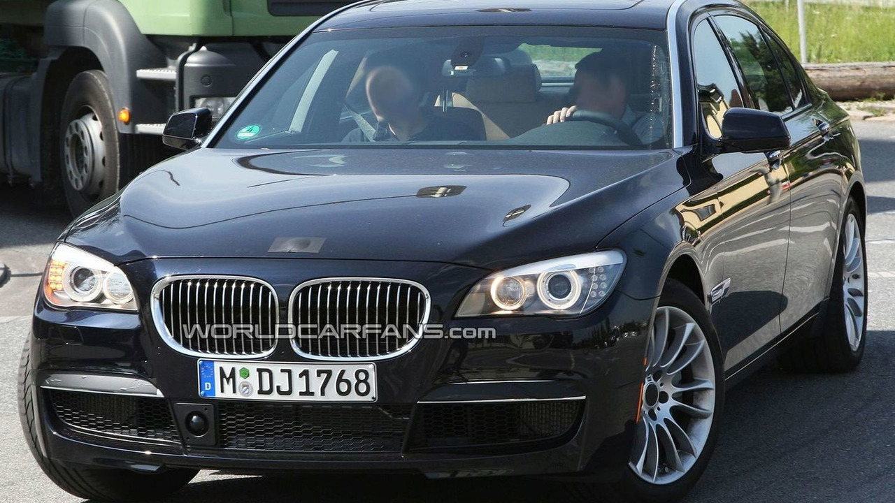 Bmw 7 Series M Sport Package Spotted Uncovered It S No M7