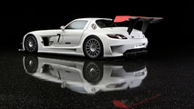 Mercedes SLS AMG GT3 production - part 2 [video]