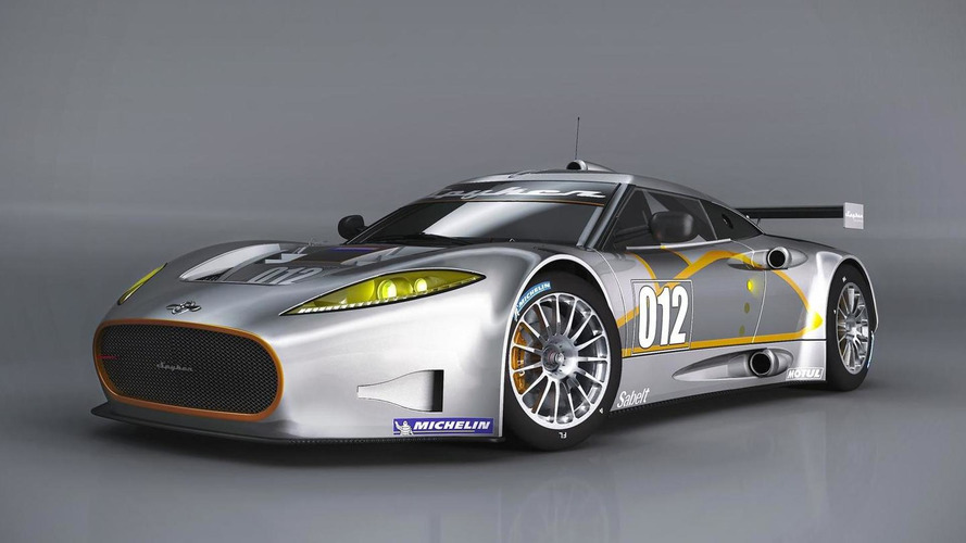 Spyker to introduce a Porsche 911 rival at Geneva - report