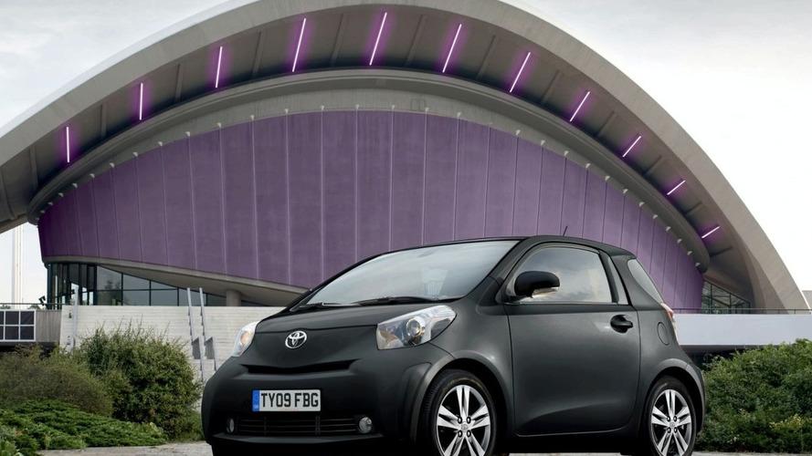 Toyota Announces New iQ 1.33 for Geneva Debut