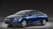 2012 Honda Civic Coupe - 18.2.2011