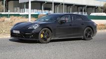 Porsche Panamera Shooting Brake spy photo