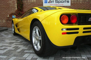 Classified of the Week: 1996 McLaren F1 With...Zero Miles?