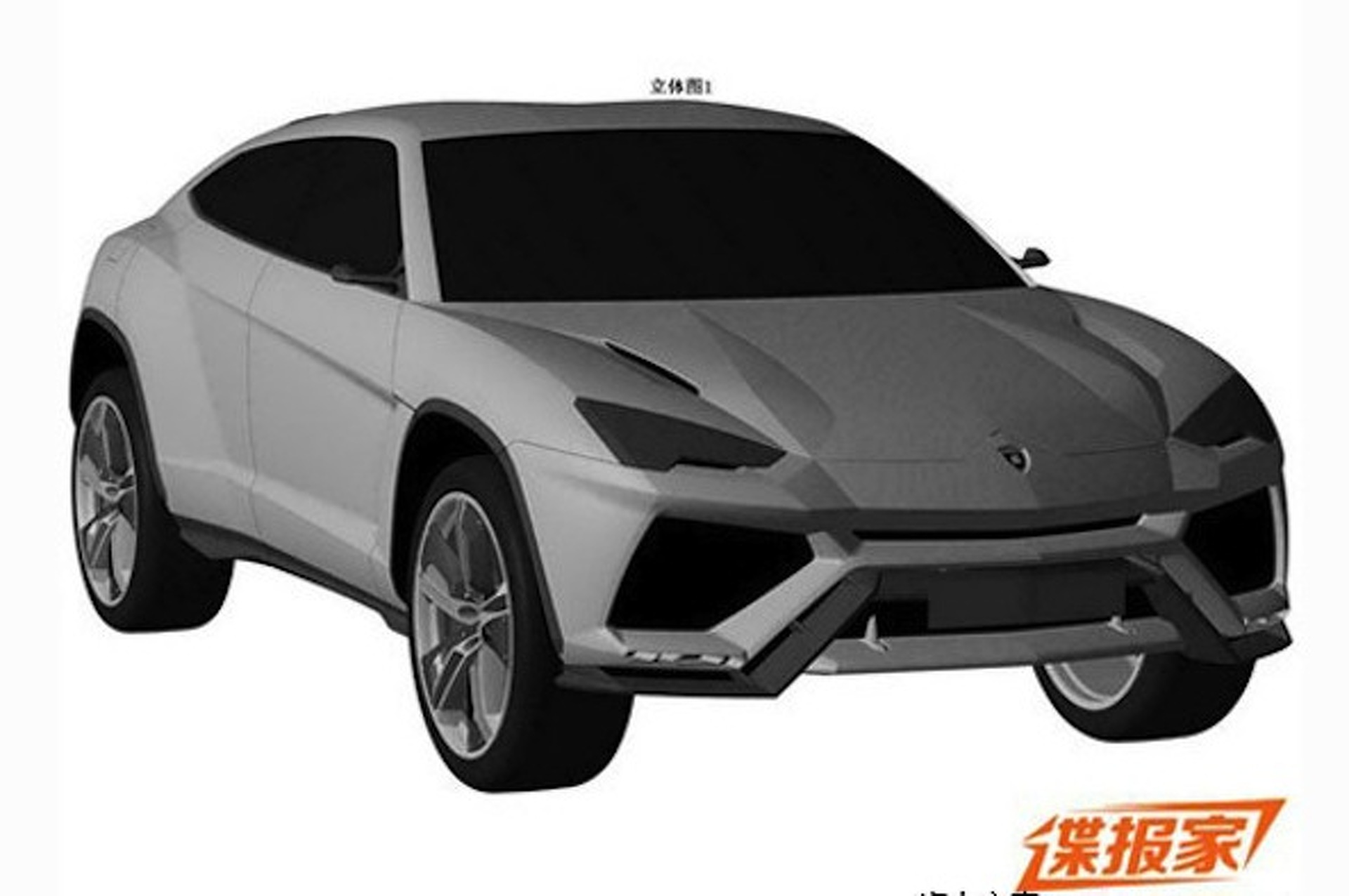New Lamborghini Patent Filings Could Put Urus SUV Closer to Production