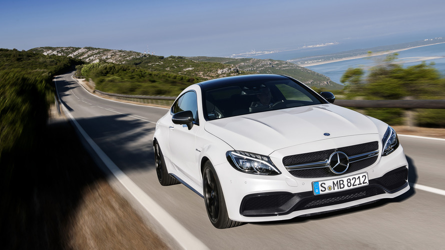 AMG C63 Coupe