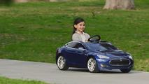 Tesla Model S For Kids By Radio Flyer