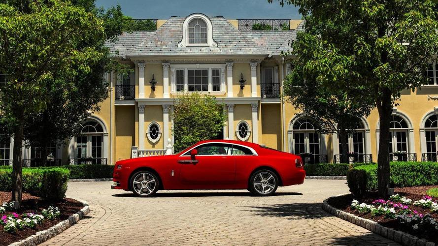 Rolls-Royce to unveil a bespoke Phantom at Pebble Beach