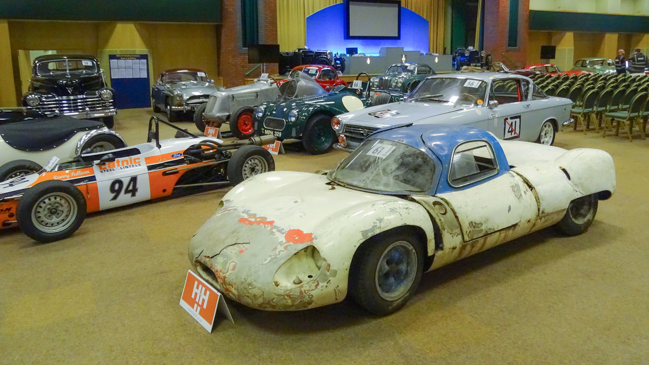 1966 Costin Nathan Works Prototype