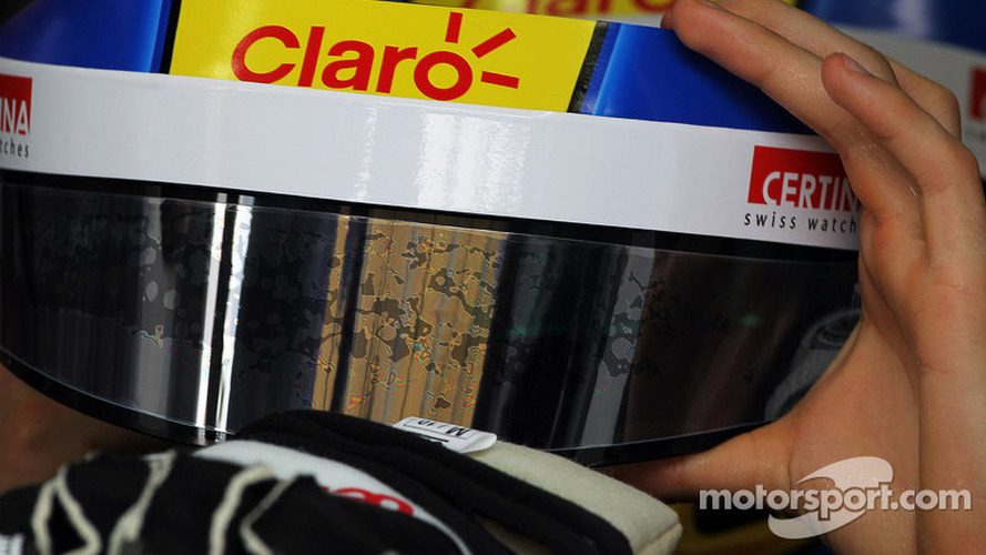 F1 delays visor tear-off ban until Monaco Grand Prix