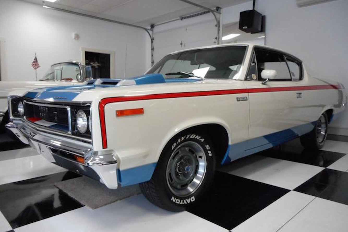 For $55,000, This Rare AMC Rebel Machine Seems Like a Steal