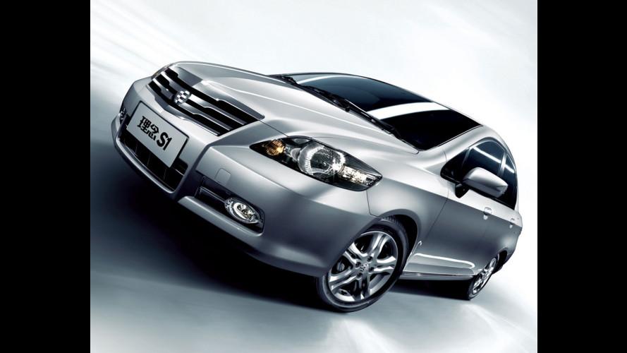 Guangqi Honda Li Nian S1
