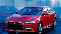 Mitsubishi Lancer Prototype-S Hot Hatch Images Leaked