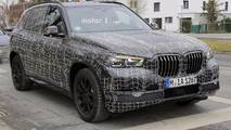 2019 BMW X5 new spy photos