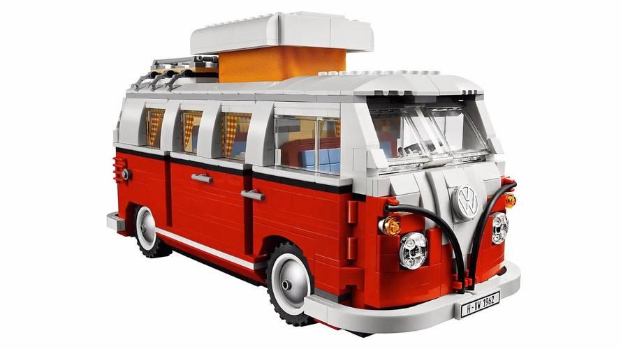 15 meilleures voitures Lego