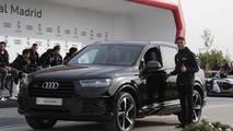 Achraf Hakimi (#19) - Audi Q7