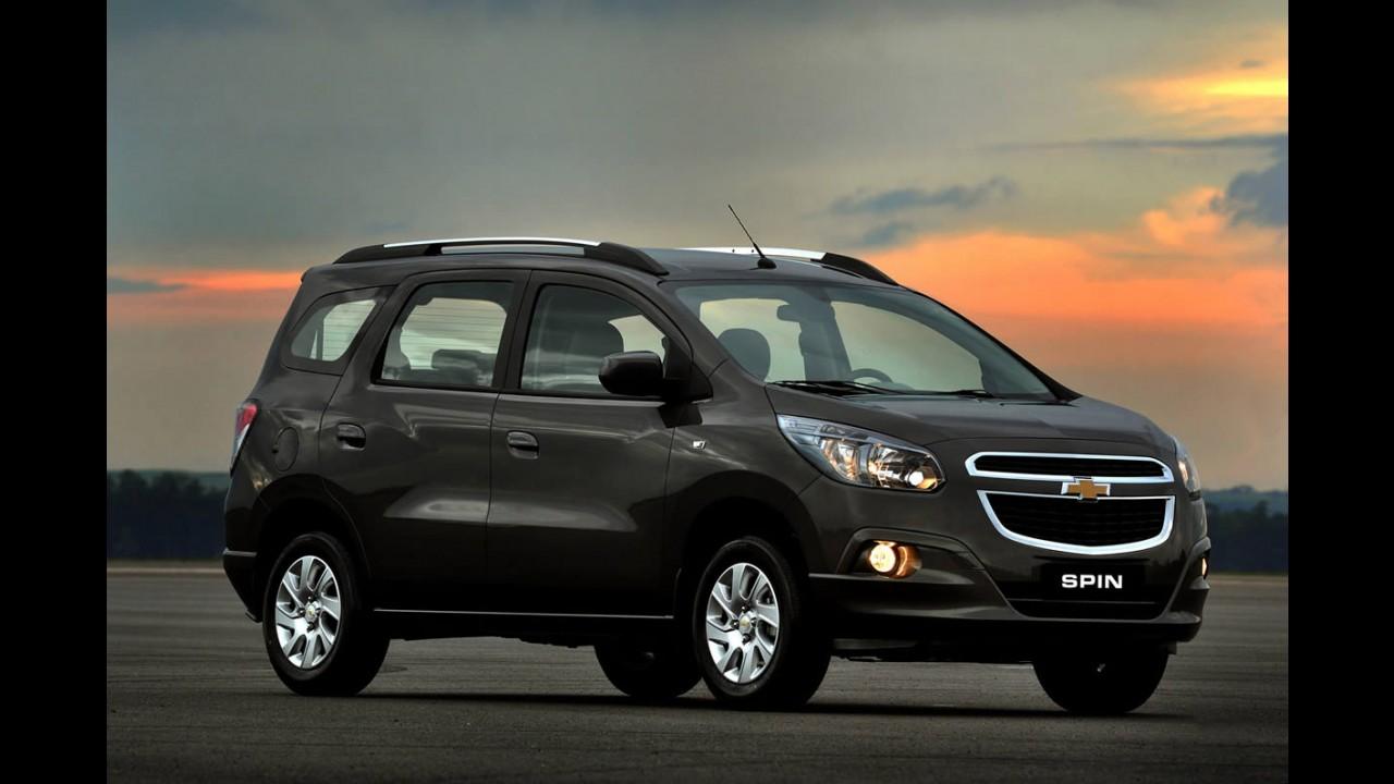 Chevrolet confirma que venderá Spin na Indonésia e em outros países da Ásia