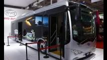 BYD vai construir fábrica de ônibus elétricos e centro de pesquisa no interior de SP
