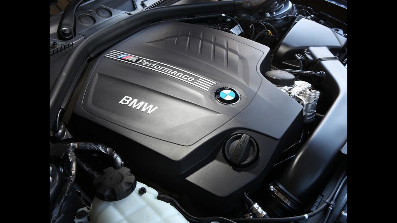 BMW M135i chega por R$ 199.950 com motor 3.0 biturbo de 320 cv