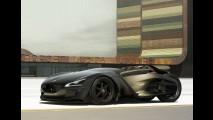 Carro do Batman? Peugeot mostra o EX1 Concept 2010