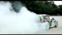 VÍDEO: Ken Block + New Fiesta com 650cv no Gymkhana THREE