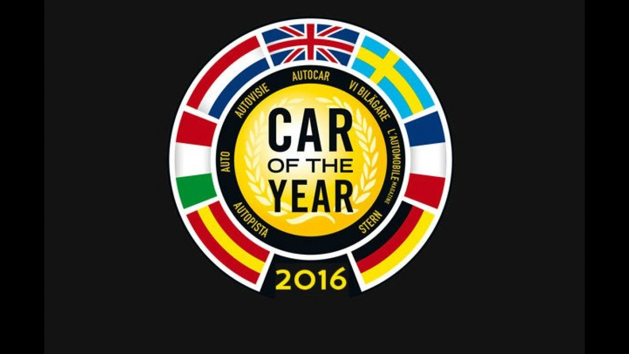 "Veja a lista com os finalistas do ""Car of The Year"" 2016"