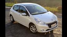 Peugeot 208 pode ganhar versão cabriolet em 2015