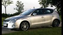 HATCHES MÉDIOS, resultados de agosto: i30 permanece na ponta, mas rivais se aproximam; Peugeot 307 em queda