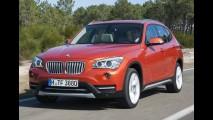 Vazou: nova geração do BMW X1 aparece em primeiras imagens