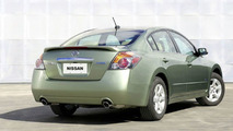 2007 Nissan Altima Hybrid Pricing Announced (US)