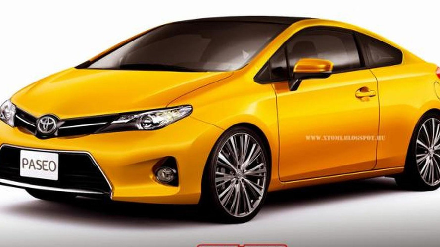 X-Tomi's Toyota Paseo envisions entry-level sporty coupe