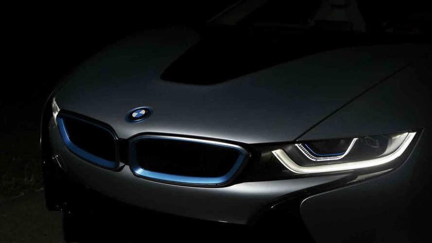 BMW announces laser headlights will be available this fall on the i8