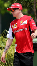 Kimi Raikkonen (FIN), 30.03.2014, Malaysian Grand Prix, Sepang / XPB