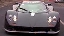 Horacio Pagani drives Zonda S 7.3 video screenshot