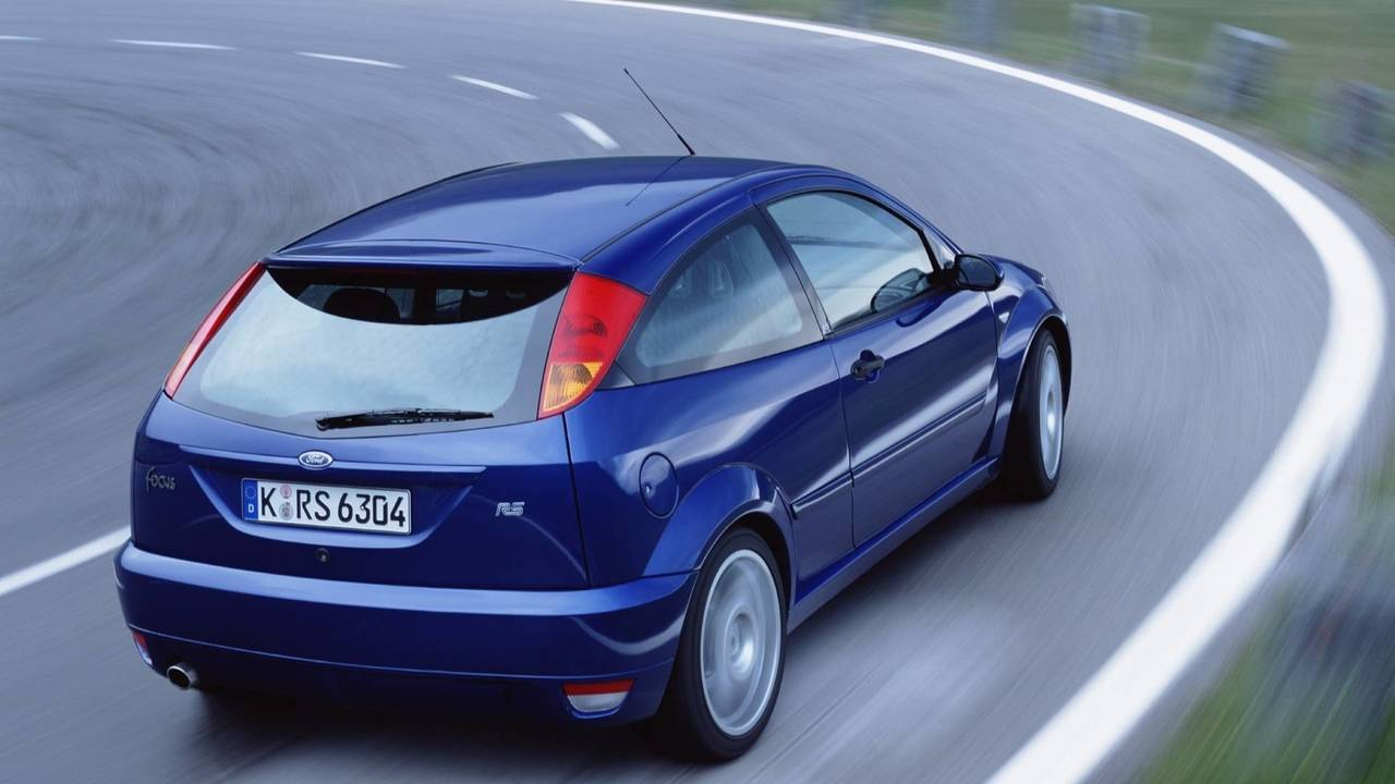 2002-2003 Ford Focus RS