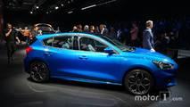 2018 Ford Focus canlı fotoğraflar