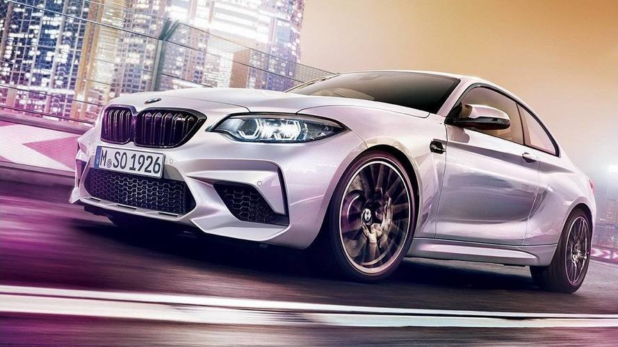 La BMW M2 Competition apparaît sur les internets !
