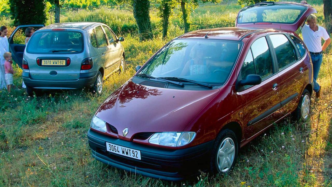 1997: Renault Megane Scenic