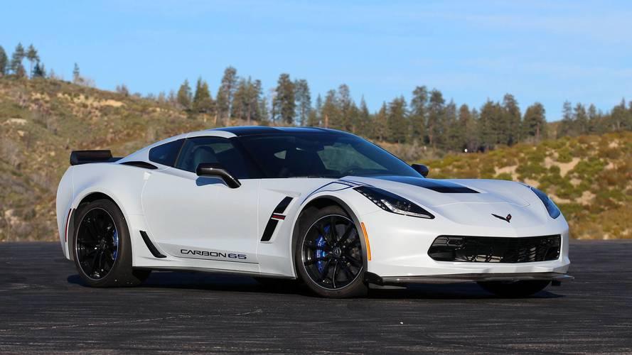 2018 Chevy Corvette Grand Sport Carbon 65 incelemesi