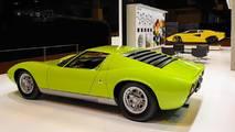 Lamborghini Polo Storico en Retromobile