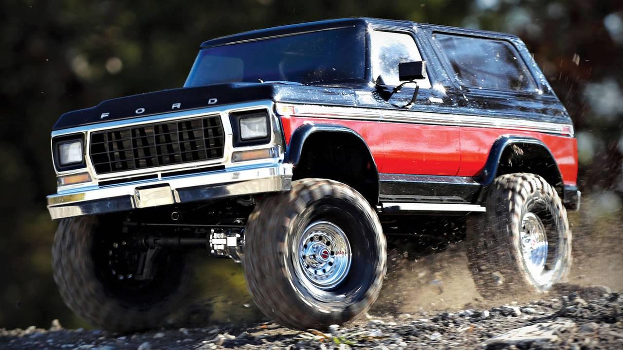 Traxxas R/C 1979 Ford Bronco