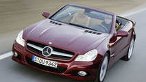 Mercedes SL Facelift